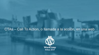 Joan Boluda: CTAs – Call To Action, o llamada a la acción, en una web