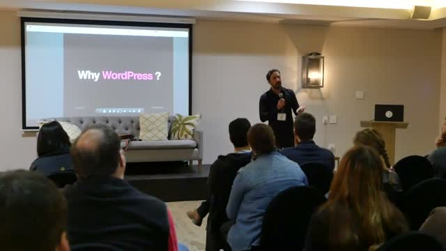 Rob Hope: Why All You Need Is One Page For Your Next Project With WordPress