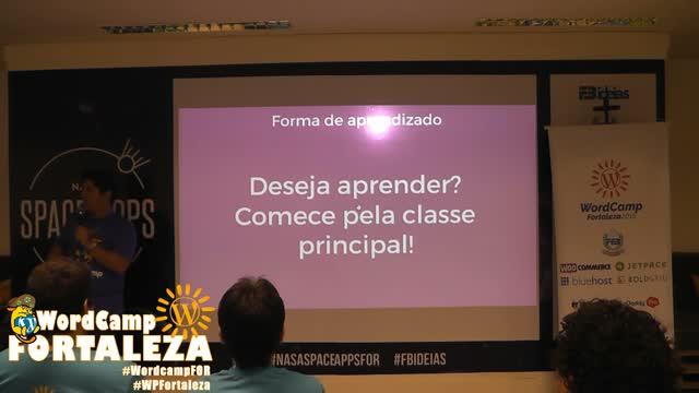 Vinícius Lourenço: tAPIoca com WooCommerce!