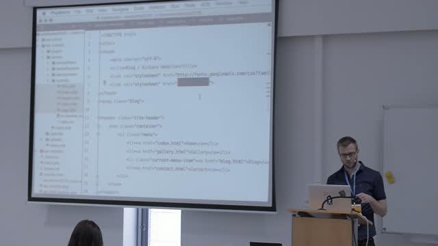 Roman Hraška: Sprav si WordPress tému, aj keď nevieš PHP