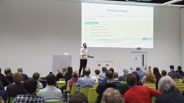 Karel Dytrych: Tipy z praxe pro efektivní organizaci práce a řízení projektů