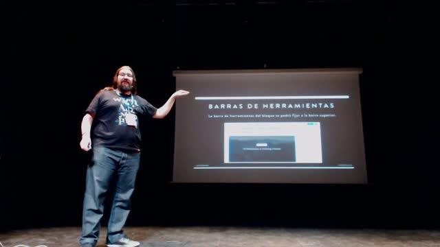 José Ángel Vidania: Empezando con Gutenberg, el nuevo editor de WordPress