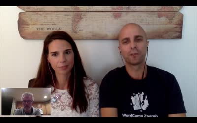 WordPress Community Interview With Ana and Marko Segota.mp4