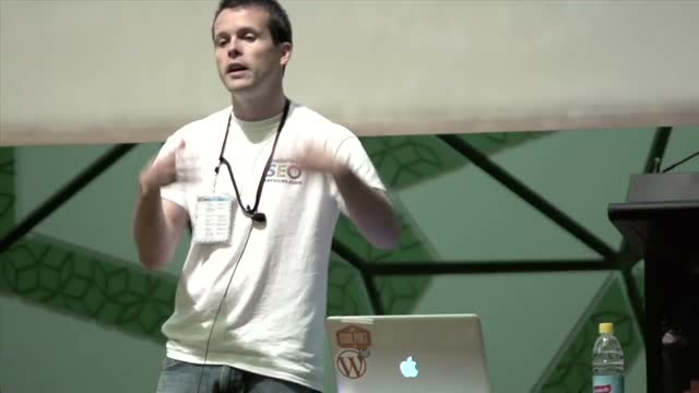 David Jenyns: WordPress and Video SEO