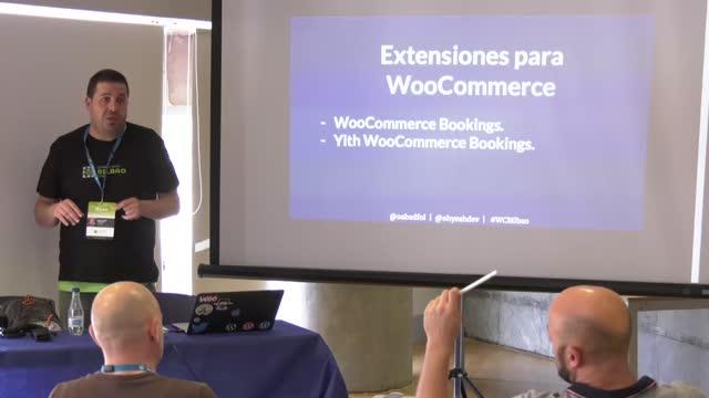 Oscar Abad Folgueira: Descubre las posibilidades de WooCommerce