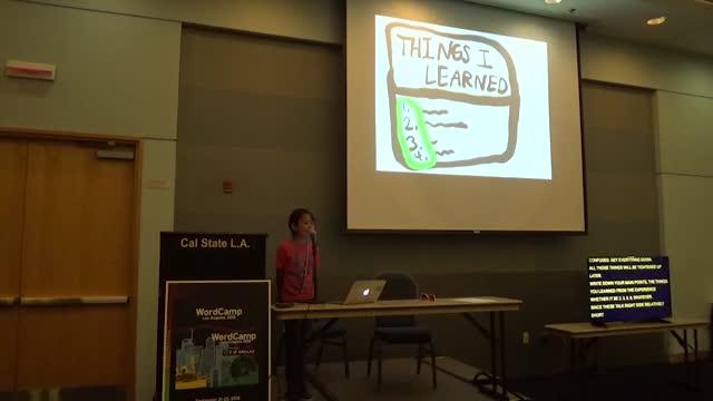 Jansen Henschel: How To Give A WordPress Presentation