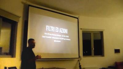 Luca Tumedei e Enea Scerba: Filtri e azioni di WordPress