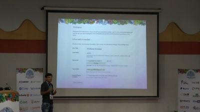 Mehul Gohil: Baking your first website with WordPress