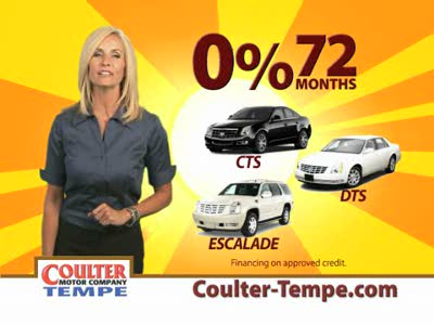 2010 july coulter motor company for Coulter motor company tempe