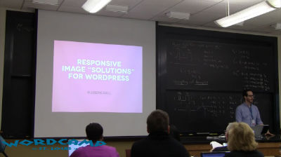 Joe McGill: Responsive Image Solutions for WordPress