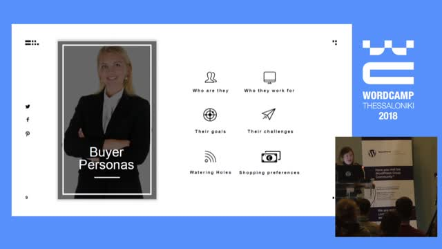 Marina Vassilyovska: The Art of Inbound marketing 2019 - Revolutionize your digital presence