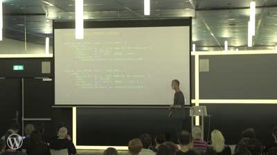 Jeroen van Dijk: WordPress REST API hacking