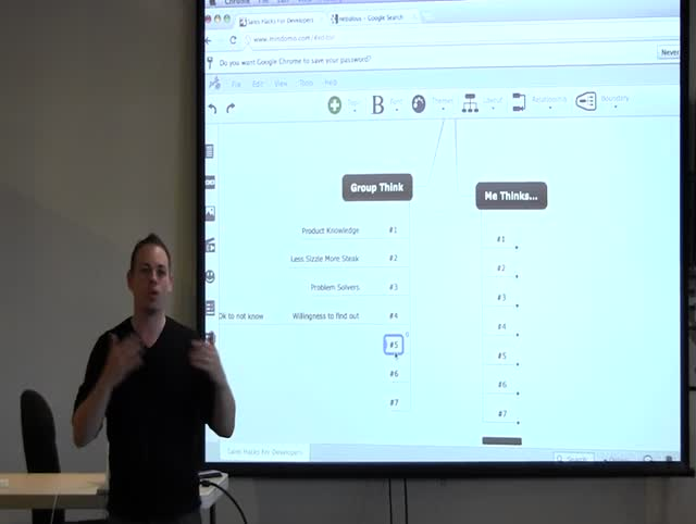 Ryan Garey: Sales Hacks For Developers