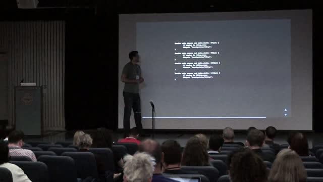 Michael DeWitt: Developing WP Themes with Using Modular Sass