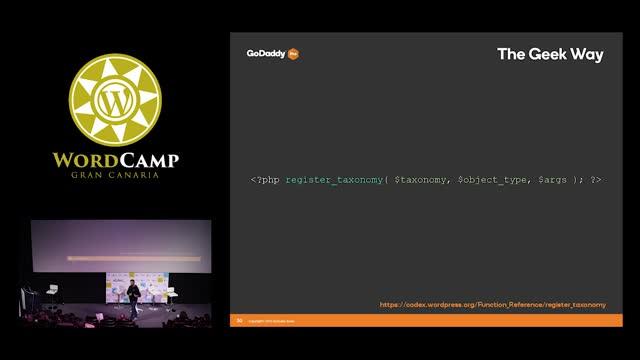 Mauricio Gelves: El arte de agrupar información en WordPress