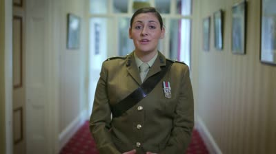 I have a story – Reserve Officer, Anna