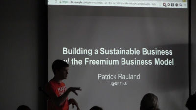 Patrick Rauland: How to Build a Sustainable Business Using the Freemium Model