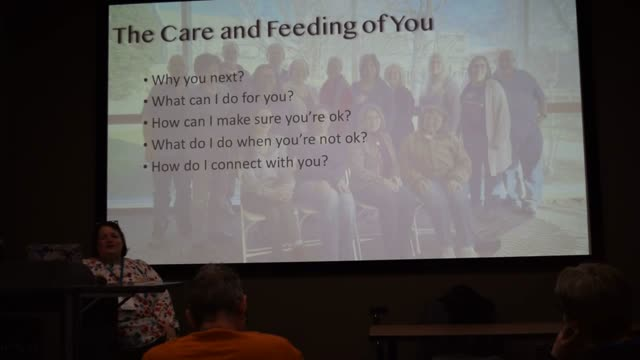 Michelle Ames: Keynote Address: The Care and Feeding of the WordPress Community: Me, You, and Us