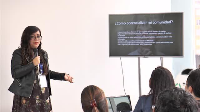 Maryl González: Como comenzar tu comunidad de Wordpress en tu localidad