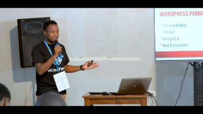 Daniel Mutuku: WordPress Money Making Machine