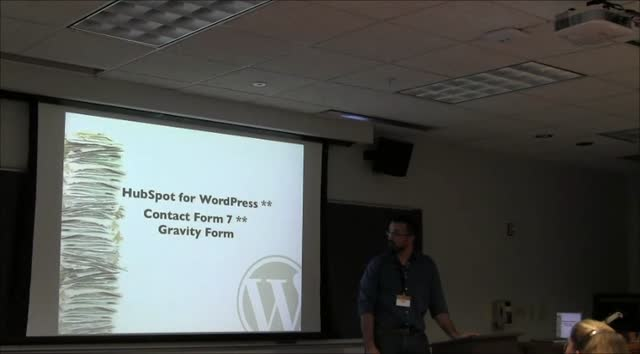 Aaron P. Smith: Inbound Marketing with WordPress