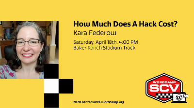 Kara Federow: How Much Does A Hack Cost?
