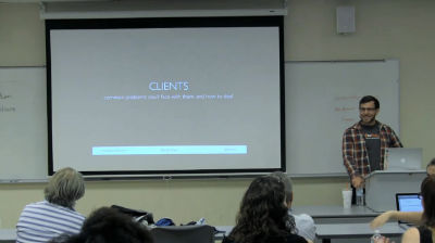 Derek Smart: Your Client Hired You as an Expert So Be One
