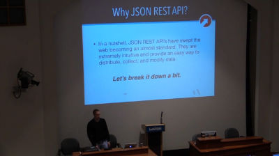 Taylor Lovett: The New JSON REST API for WordPress