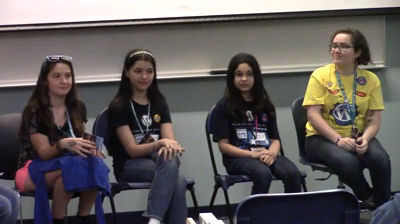 Kids WordPress Panel Discussion