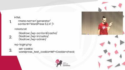 Andros Fenollosa: Seamos valientes, ¿cuál es el porcentaje real de WordPress?