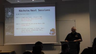 Stefan Kremer: Sicherheit ab Werk – die Bordmittel von WordPress für sichere Plugins und Themes