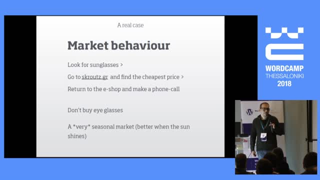 Yiannis Konstantakopoulos: Δημιουργώντας επιτυχημένα e-shops μέσω του User Experience Design