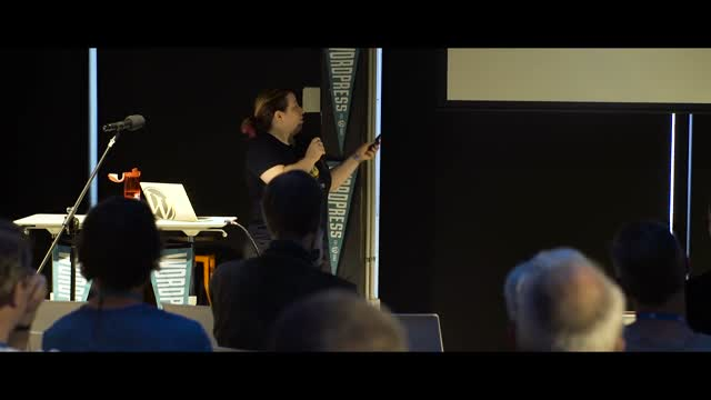 Kristen Symonds : (Not) Just Another WP REST API Talk