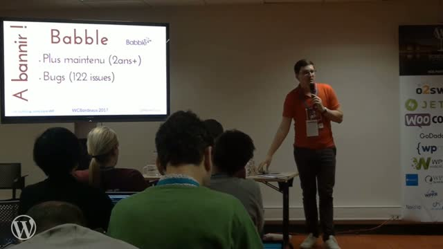 Maxime Culea: Multilingualism in WordPress