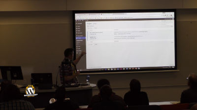 Conor Woods: Pic 'n' Mix Wordpress - Using the WordPress Rest API to Super-Charge Non-WP Sites and Apps