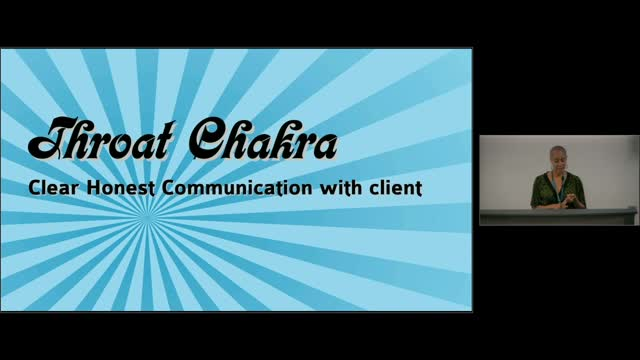 Alicia St Rose: Boom Chakra-laka - The Holistic Approach to Web Design