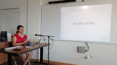 Cynthia Ng: Making Accessible Content and Websites in Wordpress