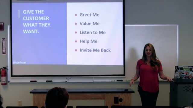 Lauren Jeffcoat: Support Starts Here - How to Go the Extra Mile to Make and KEEP your Customers Happy