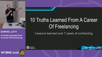 Samuel Levy: 10 Truths Learned From A Career Of Freelancing