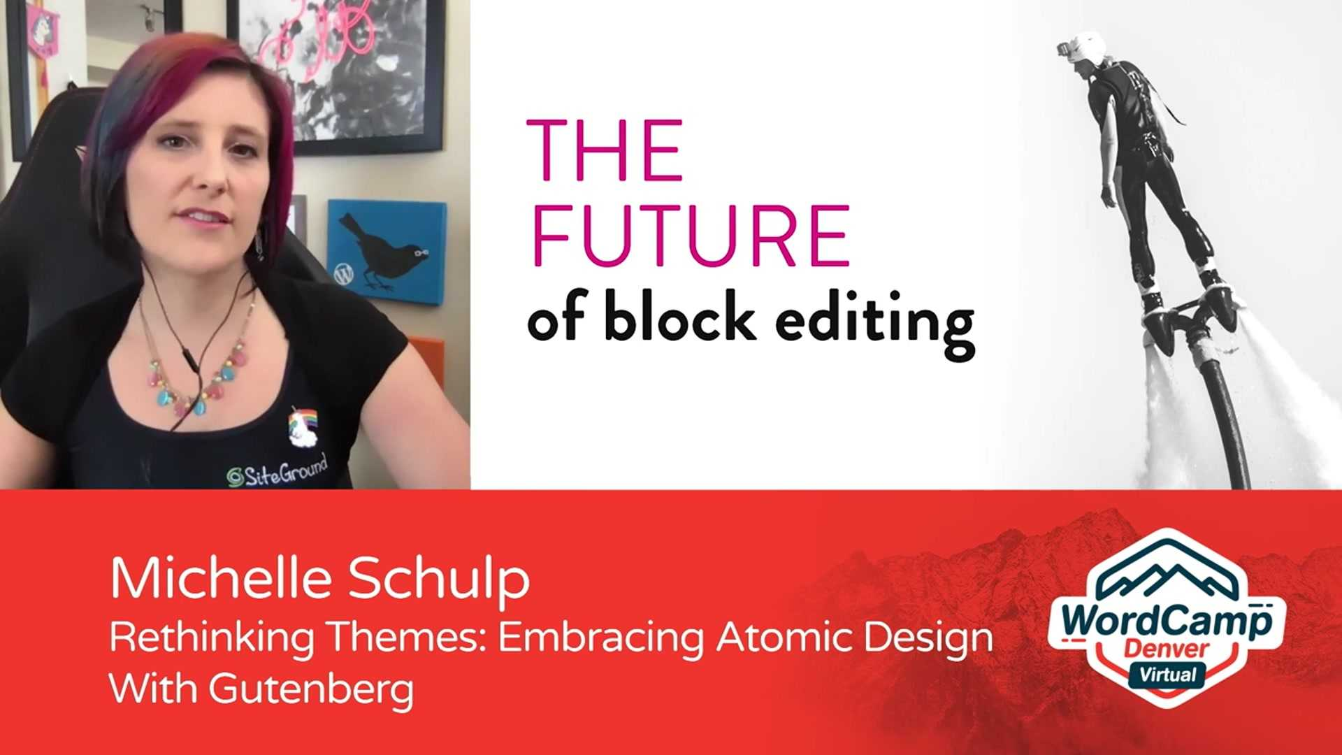 Michelle Schulp: Rethinking Themes – Embracing Atomic Design With Gutenberg