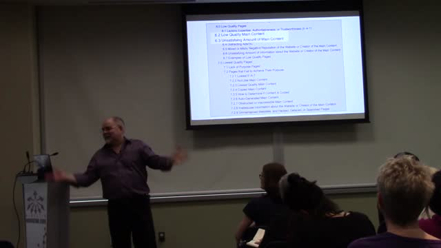 Paul Thompson: SEO is Evolving Faster Than Ever. How to survive and and take advantages of all the recent changes.