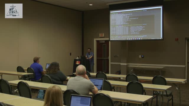 Marc Gratch: Using the Command Line: Bash and WP-CLI