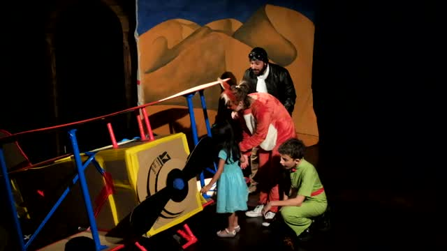 CSM Children's Theatre Presents,