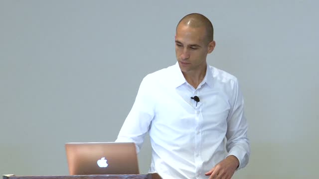 Nir Eyal: Automatic customers: How to design user habits