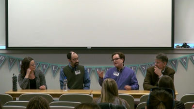 Ideas for Keeping Relationships Vibrant, Aaron Bacue and Sean Slevin (Love Talk Film Festival, Expert Panel, 2015)