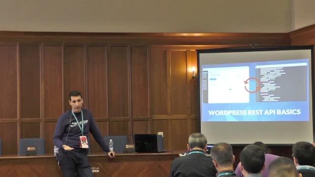 Antonio Torres: Como crear app móvil con WordPress + Ionic