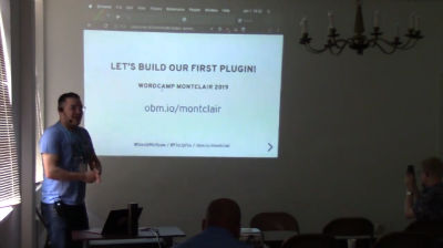 David Wolfpaw: Let's Build Our First Plugin!