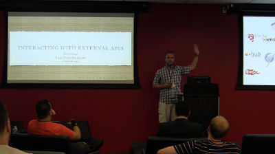 Ben Lobaugh: Interacting with external APIs