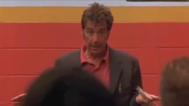Any Given Sunday Al Pacino Pre Game Speech Myoaesthetics