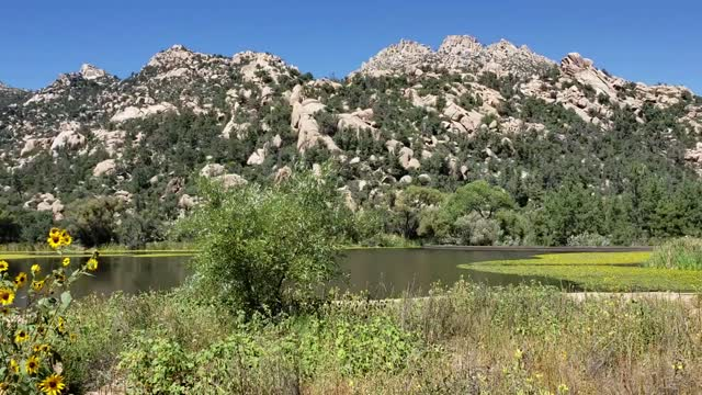 Granite Basin Lake Az.Granite Basin Recreational Area Prescott Az On The Loose Live